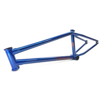 "Stranger Piston Frame 20.75"", Connor K. Cobra Blue"