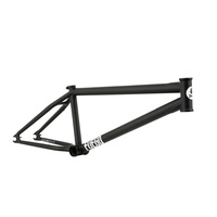 "Fly Fuego 5 Frame 20.7"", Flat Black *Sale Item*"