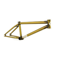 "Fly Fuego 5 Frame 21"", Flat Trans Gold"