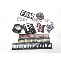 FBM 2017 Sticker Pack