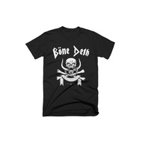 Bone Deth March or Die Tee, Large
