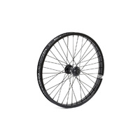 Shadow Symbol Front Wheel, Black