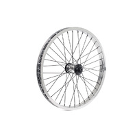 Shadow Symbol Front Wheel, Polished