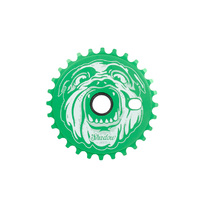Shadow Jesco Sprocket, 25t Phantom Green