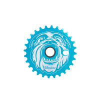 Shadow Jesco Sprocket, 25t Polar Pop Blue