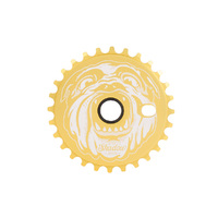 Shadow Jesco Sprocket, 25t Pilsner Gold