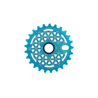 Shadow Maya Sprocket, 25t Polar Pop Blue