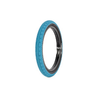 "Shadow Strada Nuova Low Pressure Tyre, 2.3"" Polar Pop Blue"