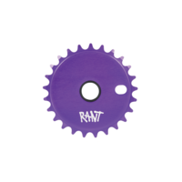 Rant Stick Em Sprocket, 25T  90s Purple