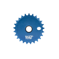 Rant Stick Em Sprocket, 25T  Blue