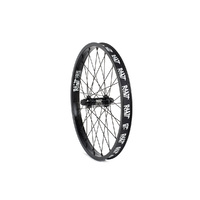 "Rant Party On V2 Sealed 20"" Front Wheel, Black"