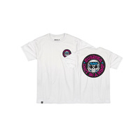 Subrosa Radical Rick Tee, White Large