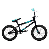 "Subrosa 2019 Altus 16"" Complete Bike Gloss Black"
