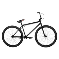 "Subrosa 2019 Salvador 26"" Complete Bike Satin Black on Black"