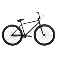 "Subrosa 2019 Malum DTT 26"" Complete Bike Satin Black on Black"