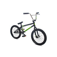 "Forgotten 2019 18"" Misfit Complete Bike, Gloss Black"