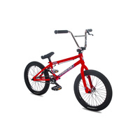 "Forgotten 2019 18"" Misfit Complete Bike, Gloss Red"