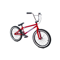 Forgotten 2019 Misfit Complete Bike, Gloss Red