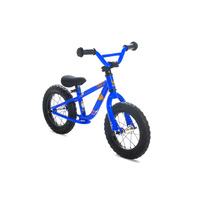 Forgotten 2019 Critter Balance Bike, Gloss Neon Blue