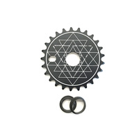 Primo Richter Sprocket, 25t Black
