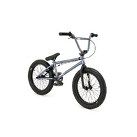 "Fly 2019 Nova 18"" Complete Bike, LHD, Gloss Metallic Greyish Blue"