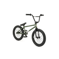 "Fly 2019 Supernova 18"" Complete Bike, LHD, Flat Dark Green"
