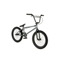 "Fly 2019 Neutron Complete Bike, 20.75""TT LHD, Flat Metallic Grey"