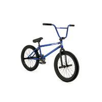 "Fly 2019 Proton FC Complete Bike, 21""TT LHD, Gloss Trans Dark Blue"