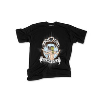 Subrosa Wild Child Tee, Black Medium