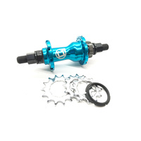 Macneil Cassette Rear Hub 11/12/13T, Blue *Sale Item*