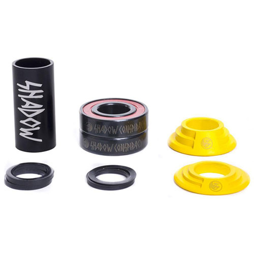 Shadow Corvus 22mm Spanish BB, Highlighter Yellow *Sale Item*
