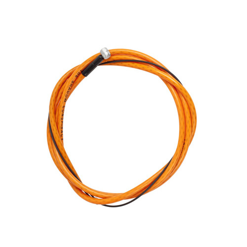 Shadow Linear Brake Cable, Orange *Sale Item*