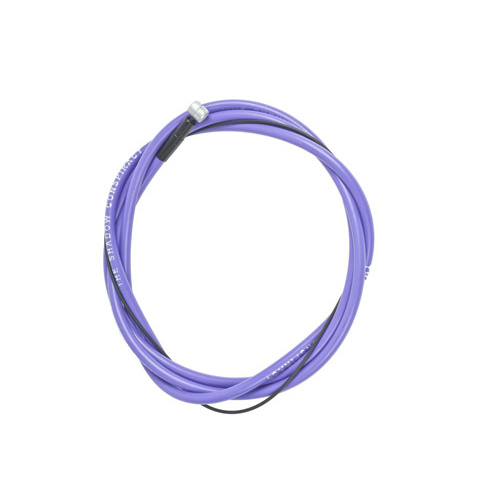 Shadow Linear Brake Cable, Purple