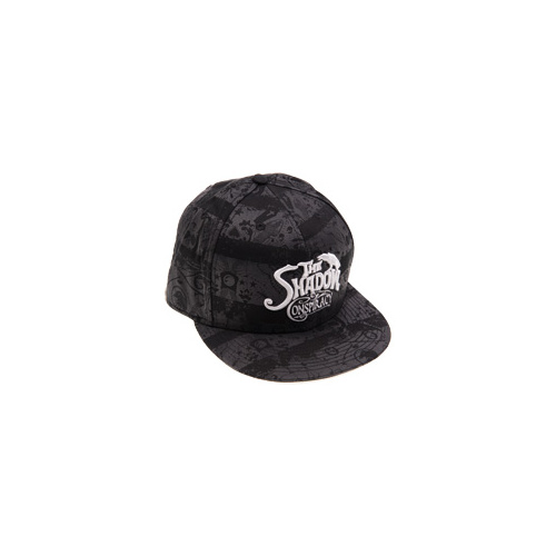"Shadow Void Fitted Hat, 7 1/2"" Large"