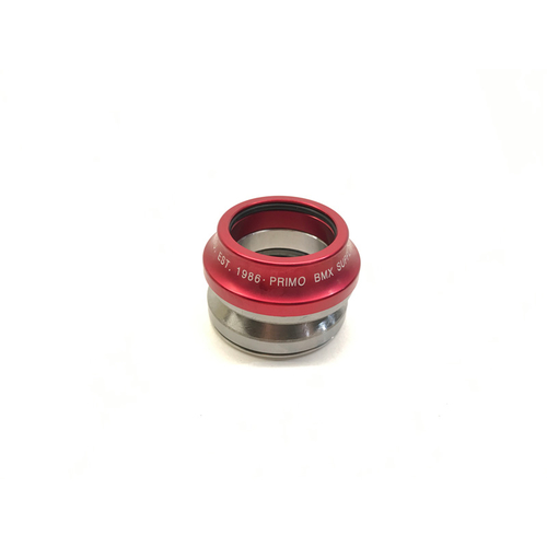 Primo Intergrated Headset,  Red *Sale Item*