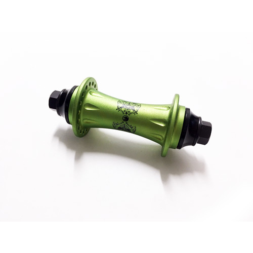 Shadow Rant Front Hub, Electric Lime *Sale Item*