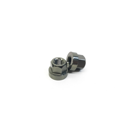 Macneil 10mm Axle Nuts (Pair), Grey *Sale Item*