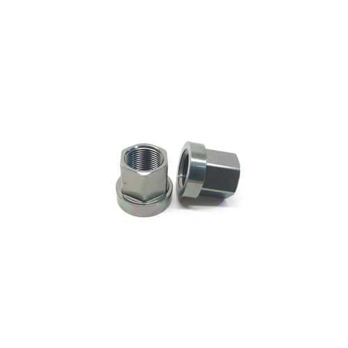 Macneil 14mm Axle Nuts (Pair), Grey *Sale Item*