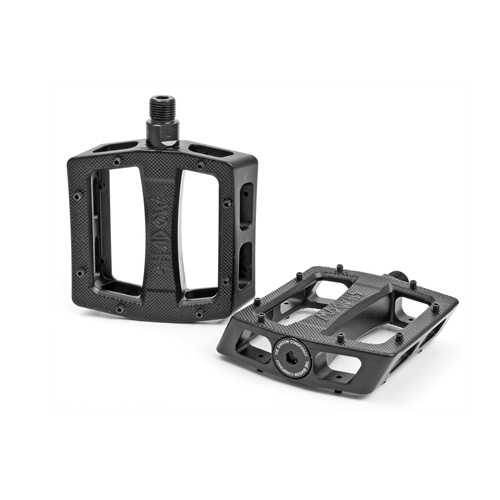 Shadow Ravager Alloy Pedals Sealed, Black
