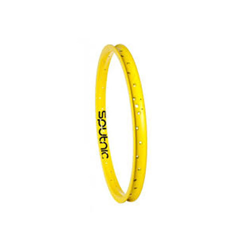 Sputnic Forward Rim, Matte Yellow *Sale Item*