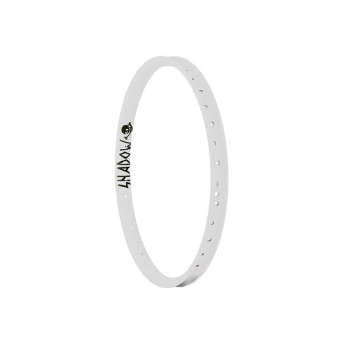 Shadow Orbis Rim, White *Sale Item*