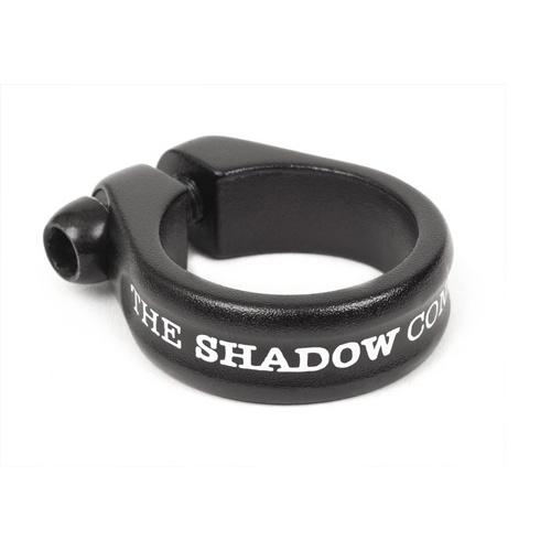 Shadow Alfred Seat Clamp, Black