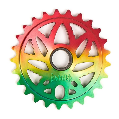 Banned Budsaw Sprocket, 30T Rasta