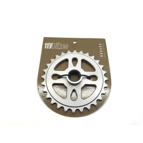 Fly Spacer Sprocket, 26T Grey *Sale Item*