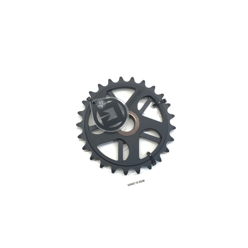 Macneil Lambo Spline Drive Sprocket, 25T Black *Sale Item*