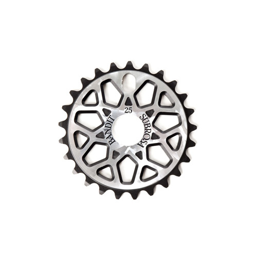 Subrosa Bandit Sprocket, 28T Black