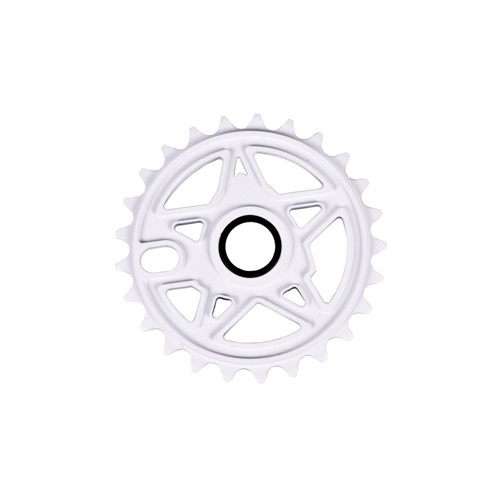 Subrosa Devil Disc Sprocket, 30T Matte White *Sale Item*