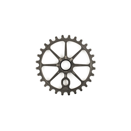 Tree Chro-Mo HT Bolt Drive Sprocket, 25T Raw