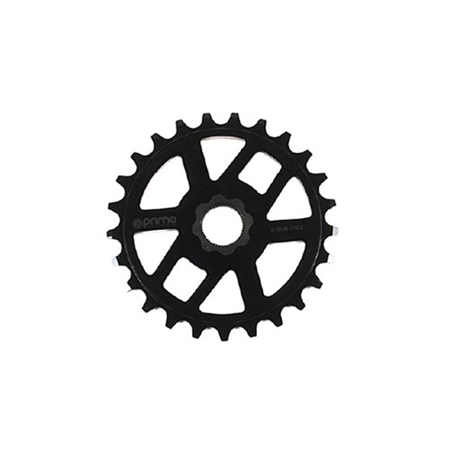 Primo Simmons Spline Drive Sprocket 19mm, 25T Black