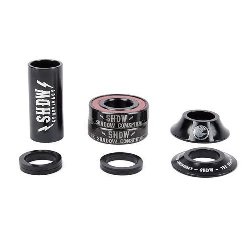 Shadow Stacked 22mm Mid BB, Black.